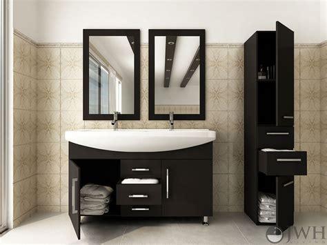 48 sink vanity jwh living 48 quot sink vanity