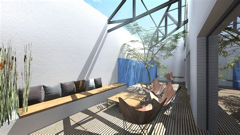 Loft Patio by Loft Bordeaux Nansouty Patrimoine Office