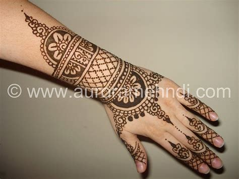 henna style tribal tattoo line design henna arm small