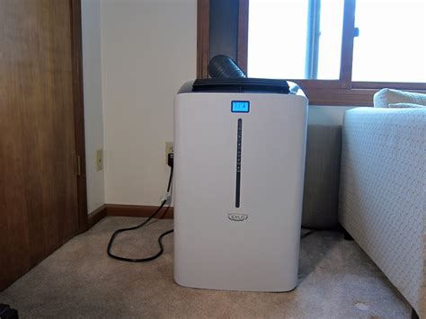 how to install idylis portable air conditioner lowe s quot idylis quot 10 000 btu portable air conditioner