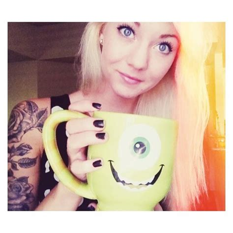 rose half sleeve and an awesome monsters inc mug