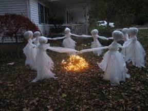 decorations outdoor diy decorating ideas scary