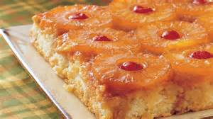pineapple upside down cake recipe from pillsbury com