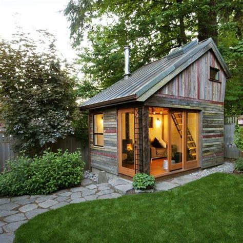 bungalow backyard backyard house tiny bungalow ideas pinterest