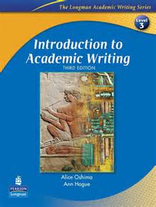 introduction to academic writing third edition answer