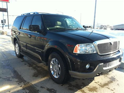 old car owners manuals 2004 lincoln navigator electronic toll collection 2004 lincoln navigator overview cargurus