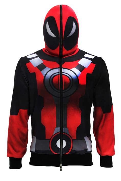 Hoodie Zipper Sweater Alan Walker 10 deadpool hoodie marvel deadpool costume cool
