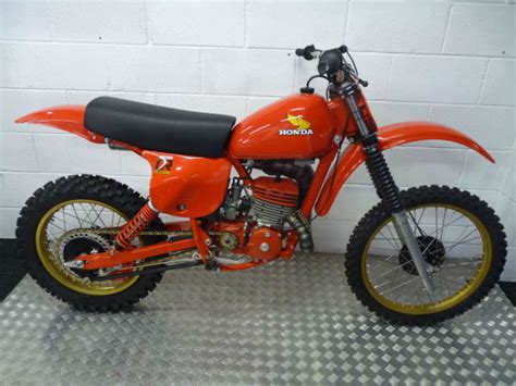 honda cr 250 1979 elsinore twinshock evo classic mx bike