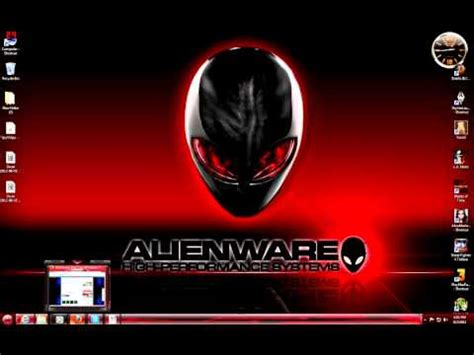 alienware theme for windows 7 kickass alienware red скачать assimilationist