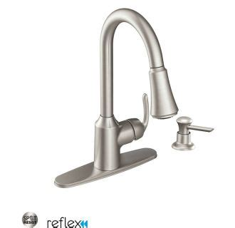 moen pull out kitchen faucet 100 moen automatic kitchen faucet com 87301srs in spot resist stainless by moen