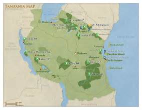 Tanzania Africa Map by How To Get To Serengeti National Park By Car Amp Flights