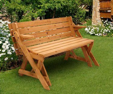 2 in 1 picnic table bench 2 in 1 picnic table and bench
