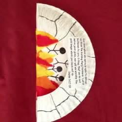 shadrach meshach abednego preschool craft shadrach