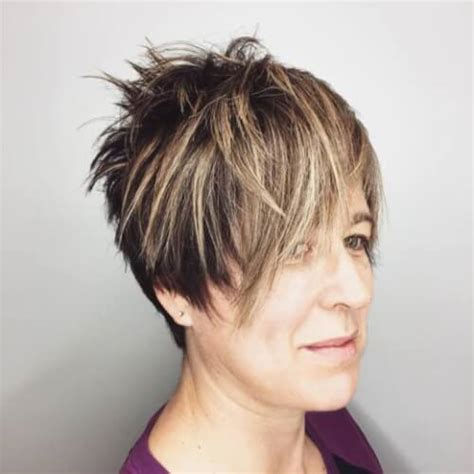 dinner hairstyle for square face short haircuts for women with fine hair image collections