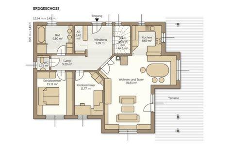 Grundriss Wohnung 80 M2 by Wolf Bungalow Das Fertigteilhaus F 252 R Barrierefreies Wohnen