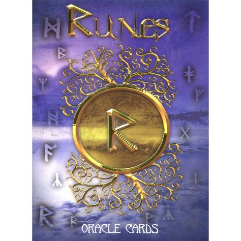 Oracle Gift Card - runes oracle cards rune stones cards