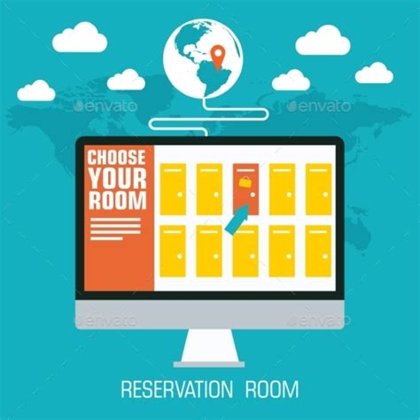 Room Booking Icon by Reservation Icon 187 Tinkytyler Org Stock Photos Graphics