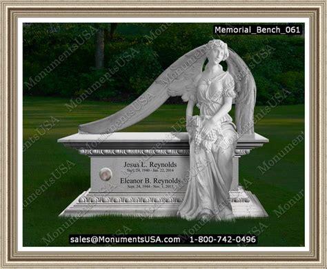 bench gravestones average cost of headstone