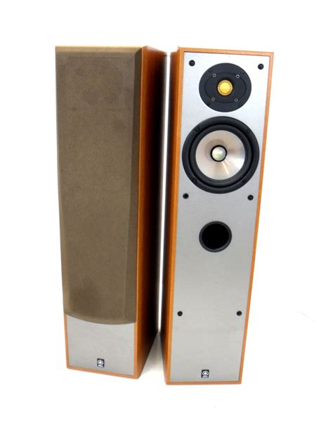 Yamaha Floor Standing Speakers by Yamaha Ns 200 Floor Standing Speakers Whybuynew