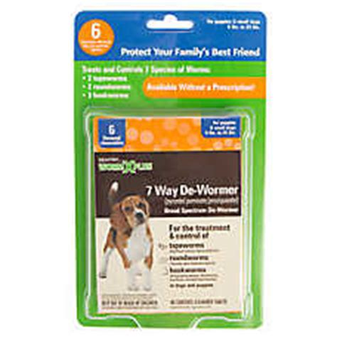 puppy dewormer petsmart sentry 174 flea tick treatment for dogs puppies petsmart