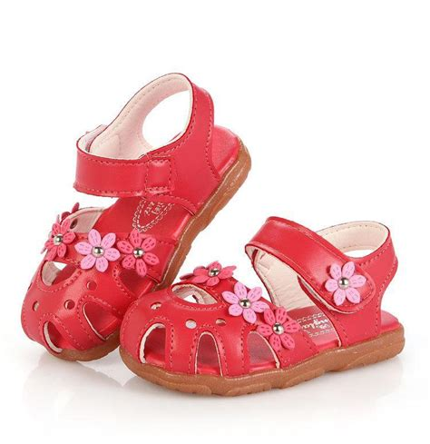 Or Not Ravels Big Flower Shoes by 2016 New Arrival Summer Baby Sandals