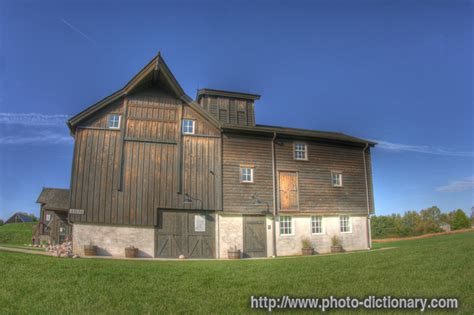 Define Barn Barn Photo Picture Definition At Photo Dictionary Barn