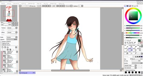 paint tool sai new version you may shareware here sai paint tool