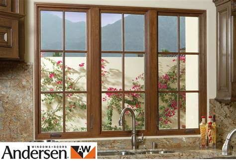 anderson awning window signature aluminium clad wood casement window gallery