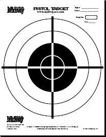 printable aiming targets pinterest the world s catalog of ideas