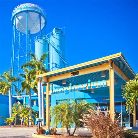 fort myers boating forecast imaginarium science center directions info map hours