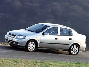 Opel Astra Automatic Opel Astra G 1 6i 85 Hp Automatic