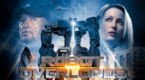 film robot new robot overlords trailer youtube