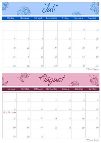 Kalender 2016 Vordruck Kalender 2016 Zum Ausdrucken Kostenlos