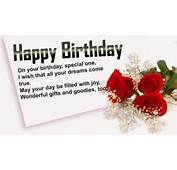 Cute Happy Birthday Cards  To You