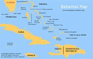 bahamas map paradise islands map of the bahamas