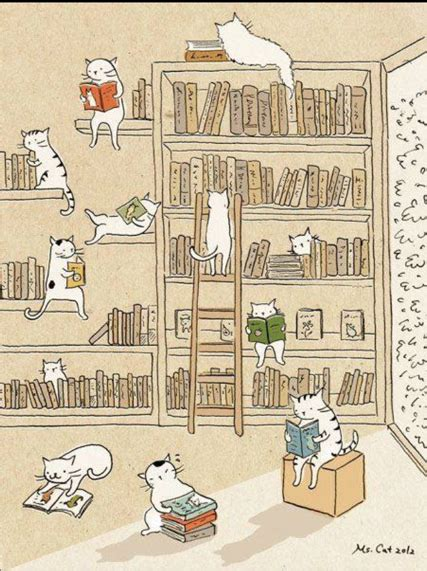 Cat And Books favorite cat themed books