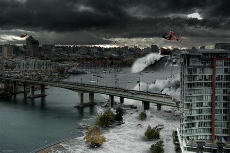 3d wallpaper vancouver daily wallpaper vancouver tsunami exclusive i like to