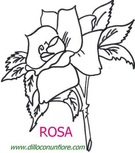 fiori per disegnare disegnare fiore