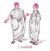consoli romani ciao bambini storia roma