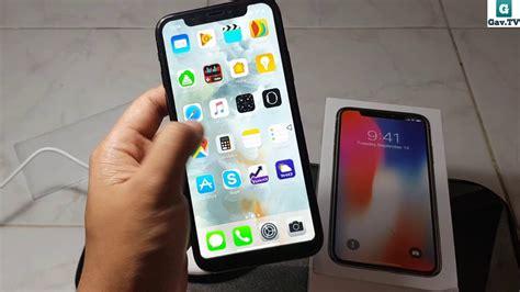 review hdc iphone xs max real 4g ram 4gb 32gb real id wireless charging langsung dari
