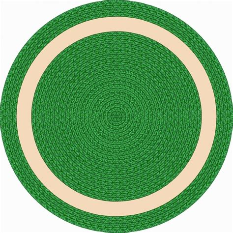 circle rugs green circular rug rugs ideas