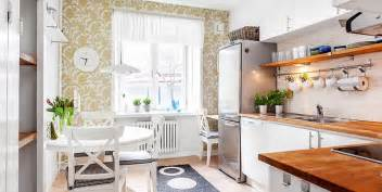Swedish Style by Swedish Style Interior Decorated With Ikea Furniture And
