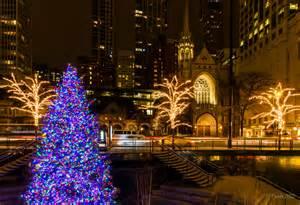 michigan avenue lights chicago fondaphotos