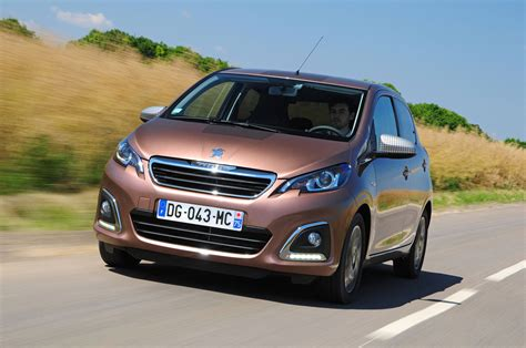 used peugeot 108 automatic new peugeot 108 2014 review auto express