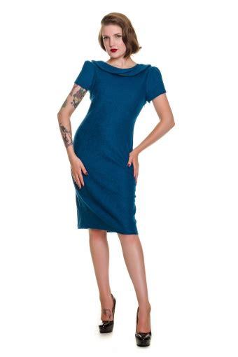 Petrol Blue Oversized Shopper From Oasis by 60s Jackie Dress In Petrol Blue