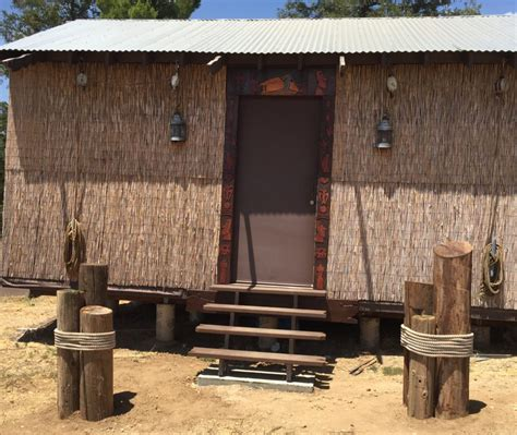 tiki hut shed home tiki bar spotlight 25 the tiki hut yucaipa ca