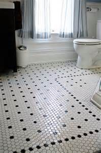 mosaic bathroom floor tile ideas trendy white hexagon mosaic floor tile for bathroom design