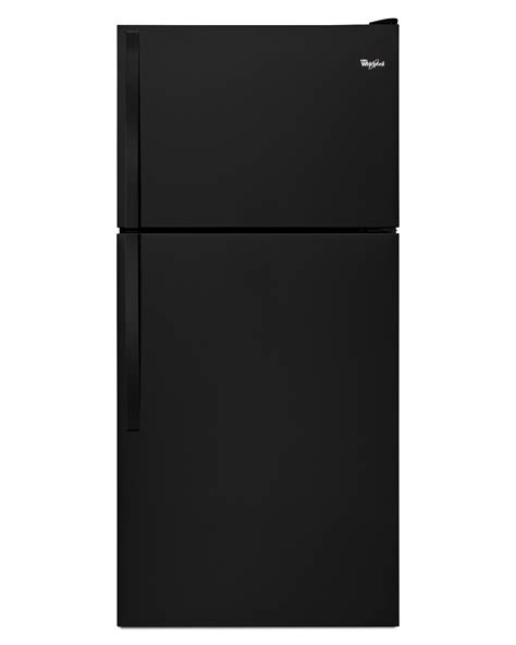 Whirlpool Discount 2217 by Whirlpool Wrt318fzdb 18 Cu Ft Top Freezer Refrigerator