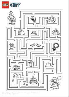 printable barbie maze medium kids maze games clowns activities maze and puzzles