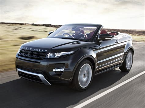 evoque land rover convertible range rover evoque convertible enters production in 2014